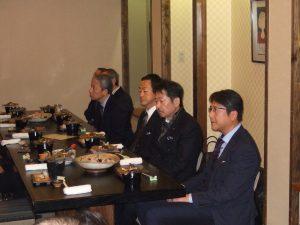 宇都宮会員(右端)