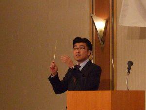 本日のソングリーダー:増永(創)会員