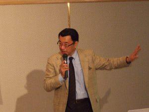 熊本県国際戦略特別顧問・吉村郁也 様の卓話