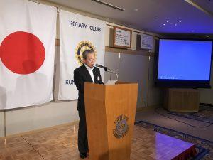 森崎委員長より出席報告
