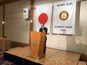 森崎出席委員長から出席報告