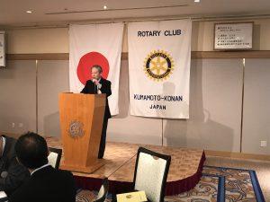 森崎出席委員長から本日の出席報告