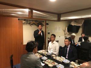 田中会長挨拶