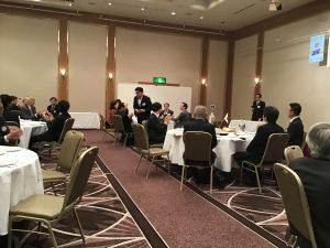 金井RC来訪者の紹介
