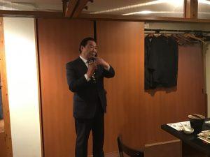 田中会長の時間
