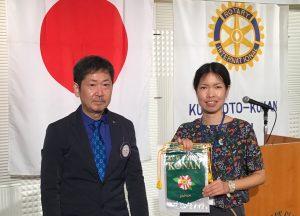 グローバル補助金奨学生 高橋睦美さん