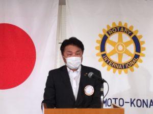 7月お誕生日祝、結婚記念日祝のご紹介 本田親睦活動委員長