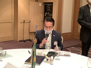職業分類 倉松委員長