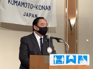 委員会報告 田中地区幹事