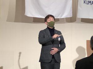 ソングリーダー 寺岡会員