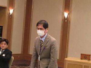 優里の会副理事長 八谷斉様
