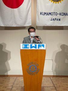 会長の時間 山田会長